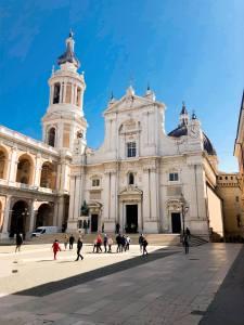 Loreto - Basilica e casa della madonna