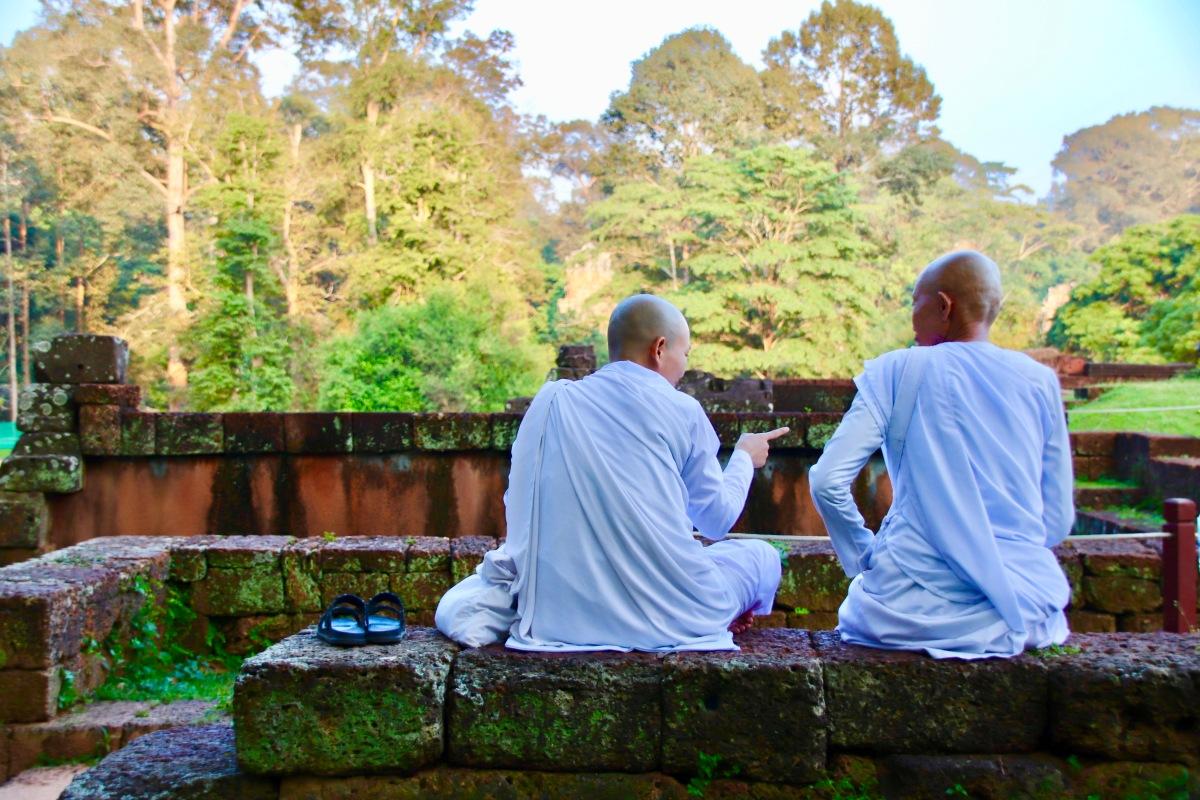 Siem Reap e Angkor