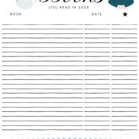 Books tracker - libri letti e da leggere