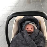 Prima esperienza: viaggio in treno con un neonato!