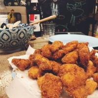 Chicken mcNuggets in casa senza uova e gluten free