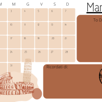 Planner Marzo 2021