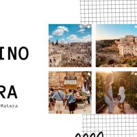 Il cammino di Matera: 170 km da Bari a Matera con Giulia